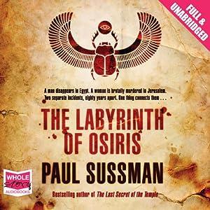 The Labyrinth of Osiris Audiobook