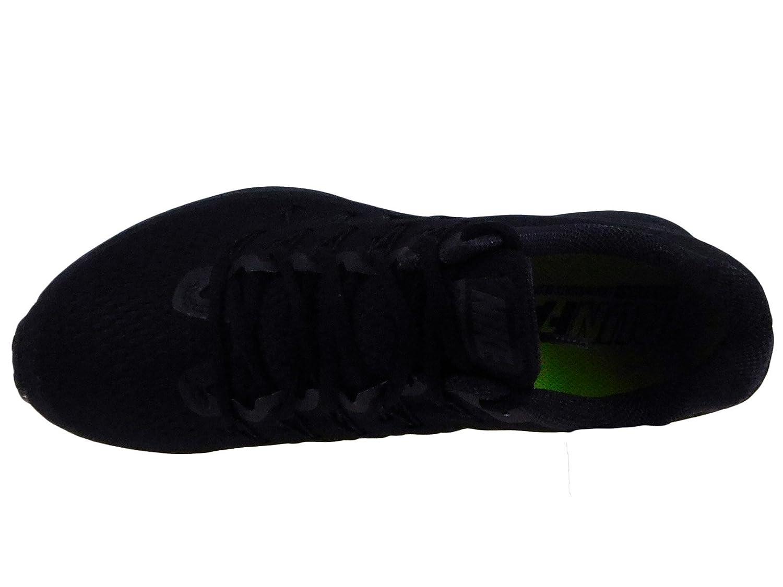 Hombres Nike Air Pegasus Zoom De Nike Air Zoom Zoom Pegasus 33 Negro  Negro 6250b9