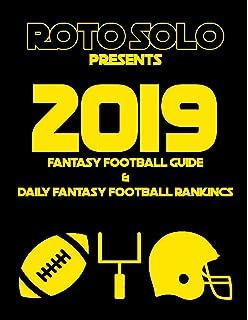 The Fantasy Football Black Book 2019 (Fantasy Black Book