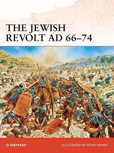 The Jewish Revolt AD 66-74 (Campaign)