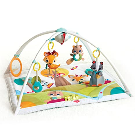 Tiny Love Tapis D Eveil Collection Foret Amazon Fr Bebes