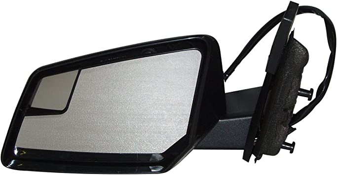 Foldaway For Chevy Traverse 09-17 Passenger Side Power View Mirror Non-Heated