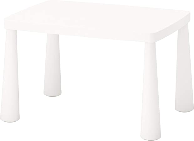 IKEA MAMMUT SERIES Kids  Tables Indoor//Outdoor Blue Colors .