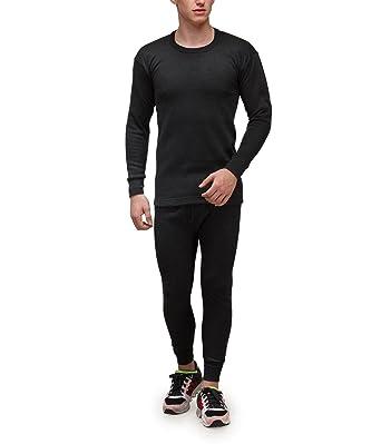 ee3872dd83 Alfa Lava Men s Premium Cotton Thermal Set (Top + Lower) + 1 Pair Socks