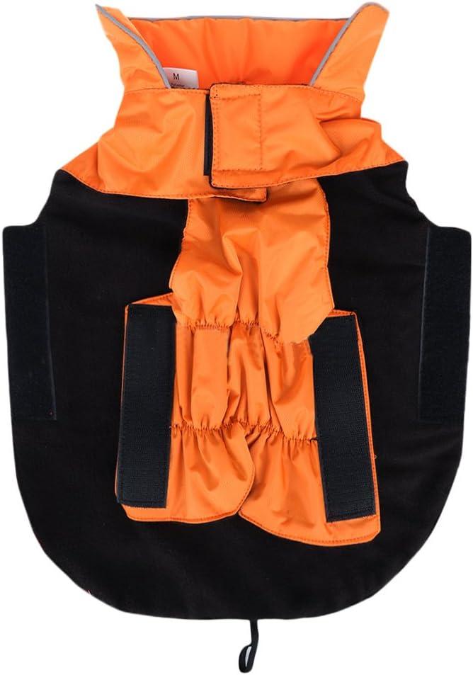 AIYUE/® Abbigliamento Animali Cani Impermeabile Vestito Cane Domestico Cappotto Giacca Inverno Camicia per Cane Piccolo Grande Medio