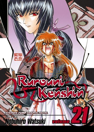 Rurouni Kenshin, Vol. 21: And So, Time Passed