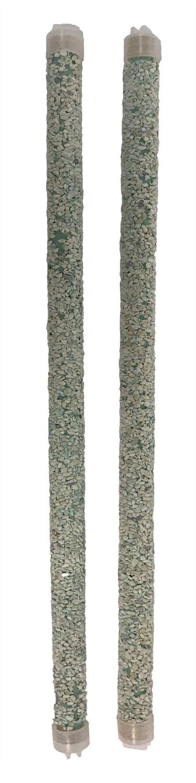 Penn Plax BA233 Trimmer+Plus Cement Perches Wood Frames, 16-Inch