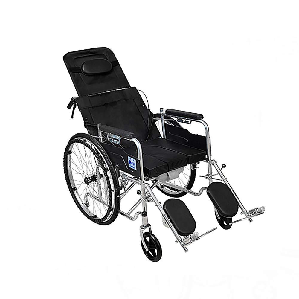 激安特価  取り外し可能なあと振れ止めが付いている輸送の移動性の車椅子、強く、丈夫な車椅子、座席幅の17.7 B07P64BYNH B07P64BYNH, 秋田県:16ef82a3 --- a0267596.xsph.ru