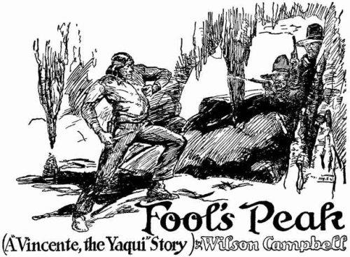 Wild West Weekly - Fools Peak