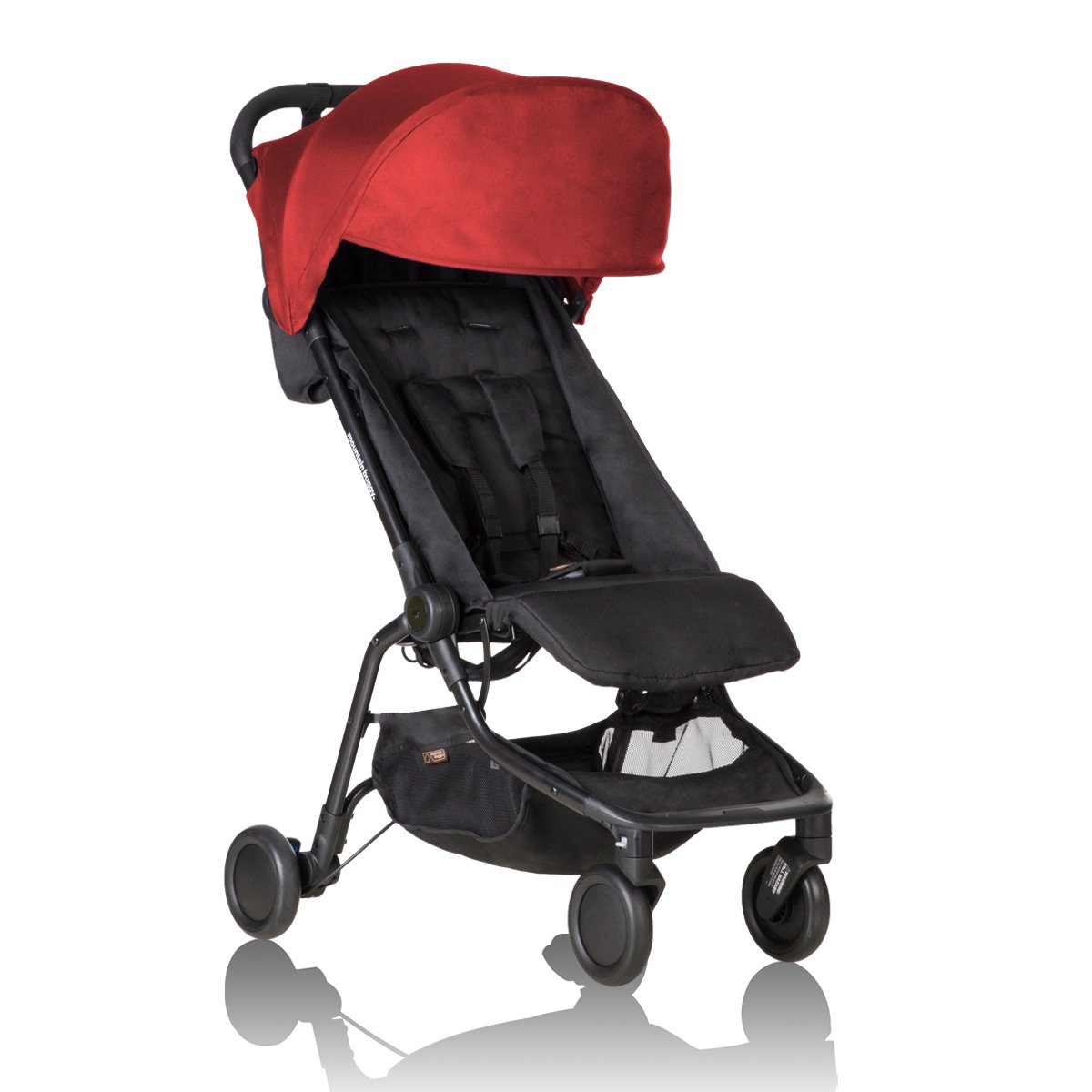 Mountain Buggy Nano Buggy in Ruby