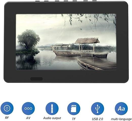 ELECT Mini 7 Pulgadas Portátil 16: 9 HD Televisor Digital ...