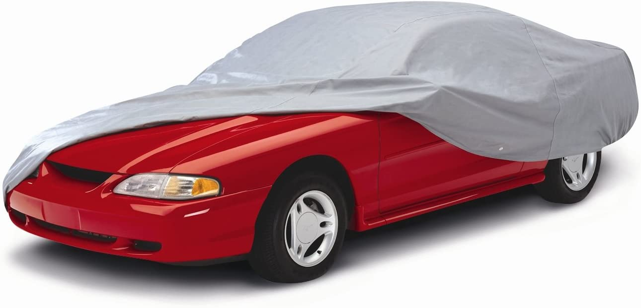 433-457 cm Bondtech, Gray Coverite 10713 Car Cover Fits Sedan Car 171 to 180