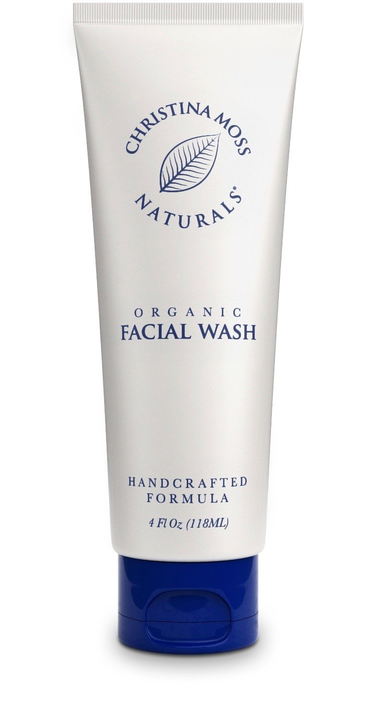 Facial Wash, Organic and 100% Natural Face Cleanser.