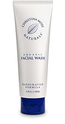 Facial Wash, Organic and 100% Natural Face Cleanser