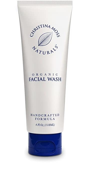 Christina Moss Natural Organic Facial Wash, top Facial Wash, Top Facial Cleansers