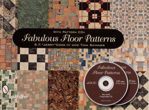 Fabulous Floor Patterns: with Pattern Cds