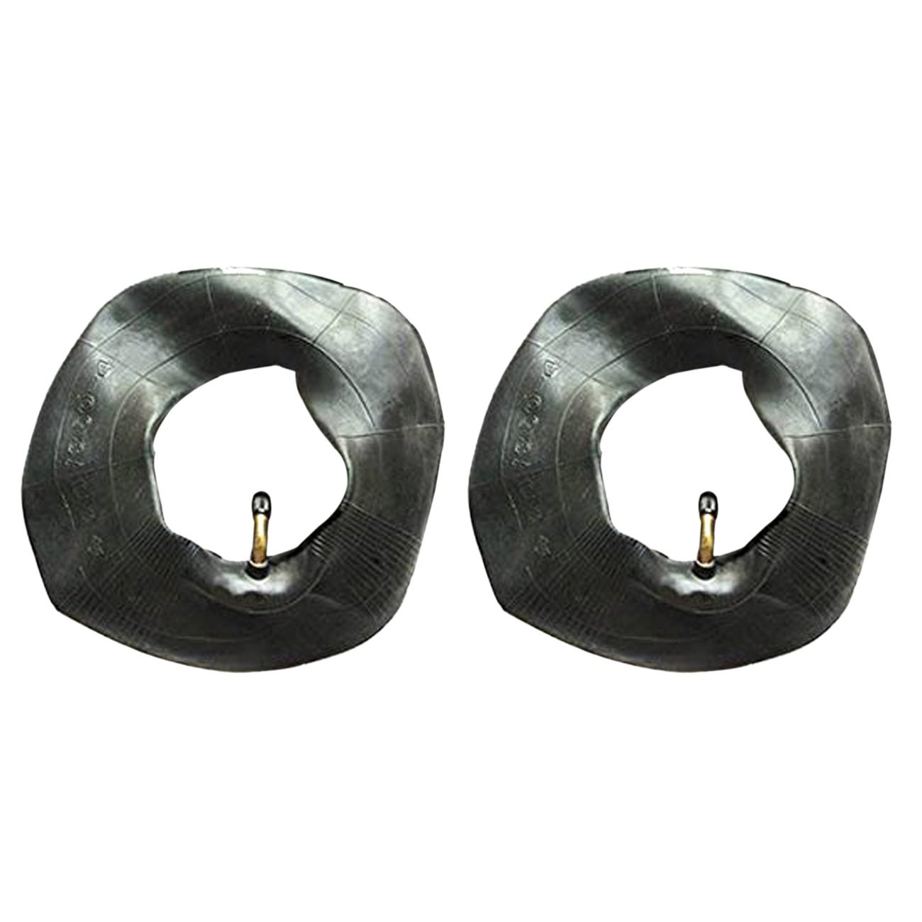 JRL 4.10/3.50-4 Tire Inner Tube Fits For Gas & Electric Scooter Bike Black 2pcs