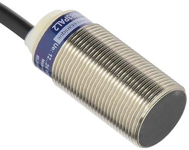 Schneider Electric XS118B3PAL2 Sensor Indutivo Xs1 M18 – C 38 Mm, Bronze – Sn 8