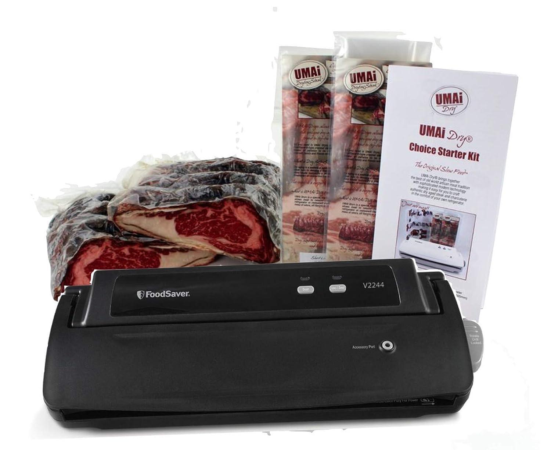 UMAi Dry Artisan Dry Aged Steak Starter Kit