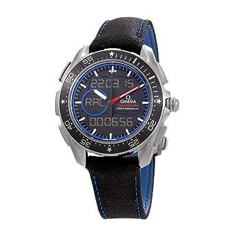 Omega Speedmaster X-33 Regatta empresas multinacionales Reloj de edición limitada 318.92.45.79.01.001: Amazon.es: Relojes