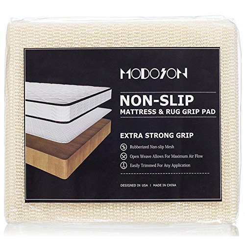 Tru Lite Bedding Extra Strong Non Slip Mattress Grip Pad