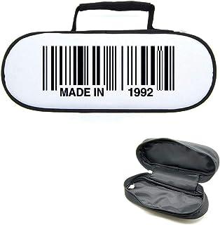 Mygoodprice Sacoche Housse pour Boules de pétanque Anniversaire Code Barre 1992