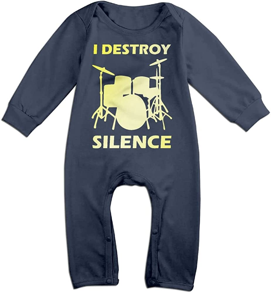 Mri-le1 Baby Boy Girl Coverall Hurricane Kid Pajamas