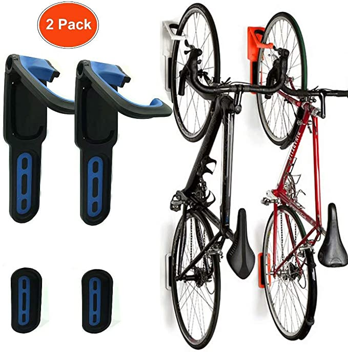 Reliancer - Soporte de Pared para Bicicleta, Plegable, 4 Colores ...