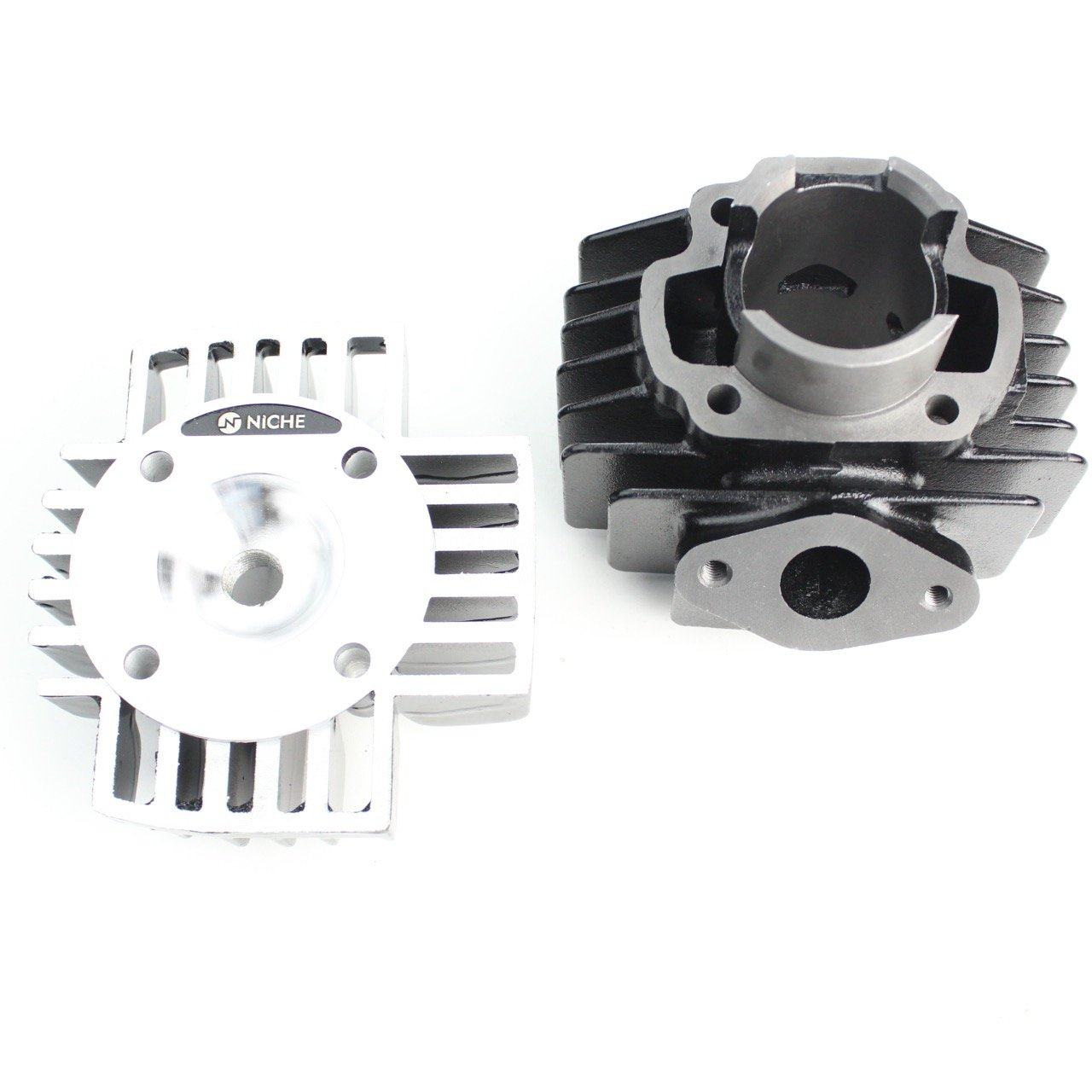 NICHE Cylinder Piston Gasket Head Top End Kit for Yamaha