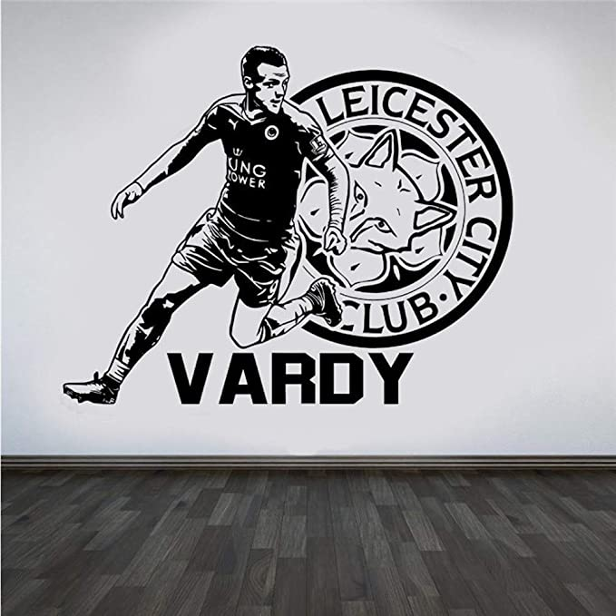 Jamie Vardy Wallpaper Wall Art Sticker