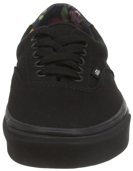 a876d4aa66 Vans Era 59 Black Bloom VN-0ZMSGYH Black Black 6 B(M) US Women  Amazon.ca   Shoes   Handbags