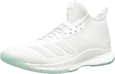 adidas chaussure femme blanc