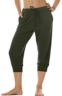 Timestory Ever77 Womens Athleisure Cropped Jogger Sweat Pants//S,M,L,XL//TP1030DO
