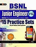 BSNL Junior Engineering (Erstwhile TTA) 15 Practice Sets