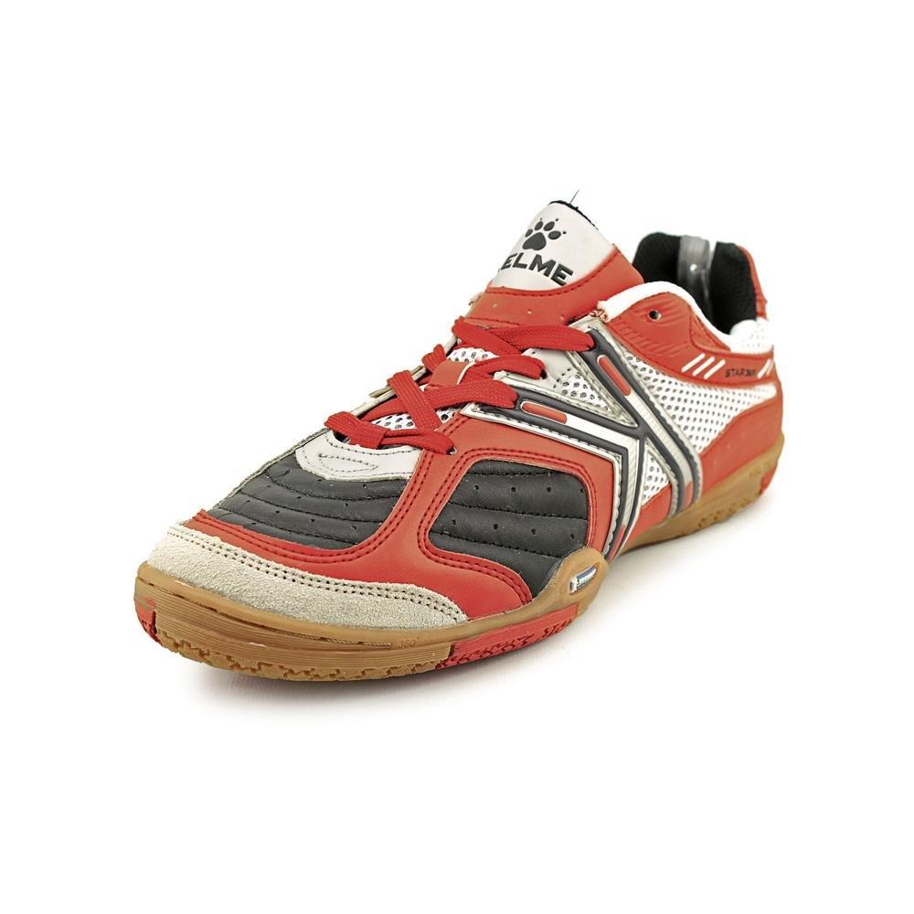 Kelme Michelin Star360 Indoor Soccer Shoes (Red/Black)
