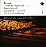 Enescu%3A Romanian Rhapsodies 1  and  2