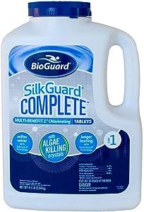 BioGuard SilkGuard Complete 1 Inch Chlorinating Tablets (4.5 lb)