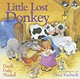 Little Lost Donkey, Dandi Daley Mackall, 1400310091