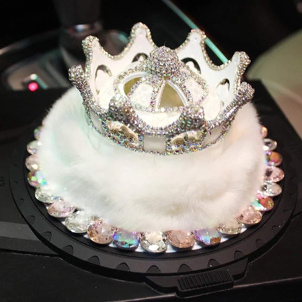 C DOSNVG Autoinnenausstattung Prinzessin Königin Strass Kristallkronen Hochzeit Tiara Partyzubehör
