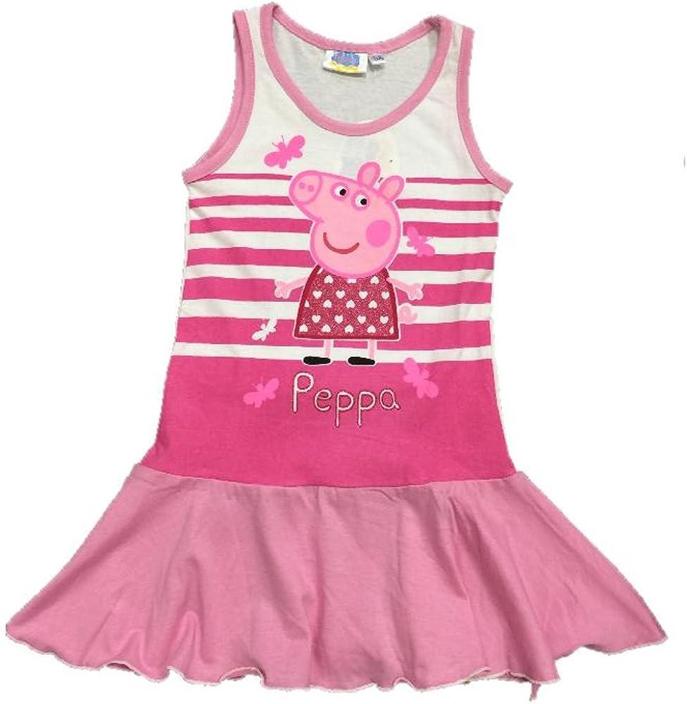 Peppa Pig - Ropa de Punto Deportiva - para niña * 7 años: Amazon ...