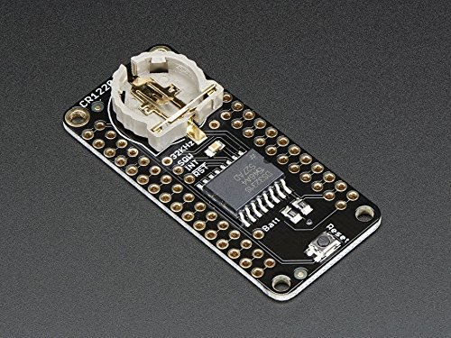 Adafruit DS3231 Precision RTC FeatherWing - RTC Add-on For F