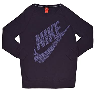 Nike Womens Rally Crewneck Sweatshirt at Amazon Women's Clothing ...