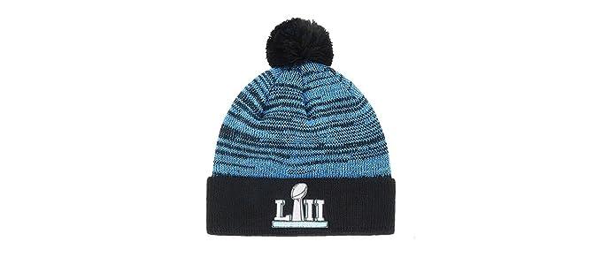 separation shoes dd0ac 1853d Amazon.com: Super Bowl Lii Kids Knit Hat - Official NFL Gear ...