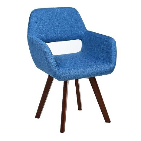 Amazon.com: MMZZ Sillas de comedor/sillón de salón/silla de ...