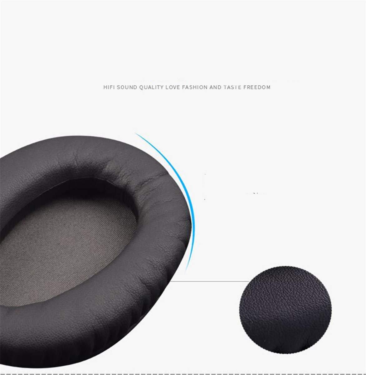 Auriculares inal/ámbricos Almohadillas para los O/ídos Almohadillas para los O/ídos Accesorios para Auriculares Earpads Eyglo Almohadillas de Repuesto para Sony WH-CH700NB