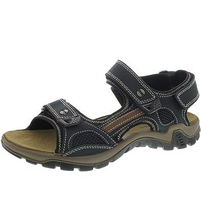 1532ae8a17f60f Salamander Herren Dino Riemchensandalen  Amazon.de  Schuhe   Handtaschen
