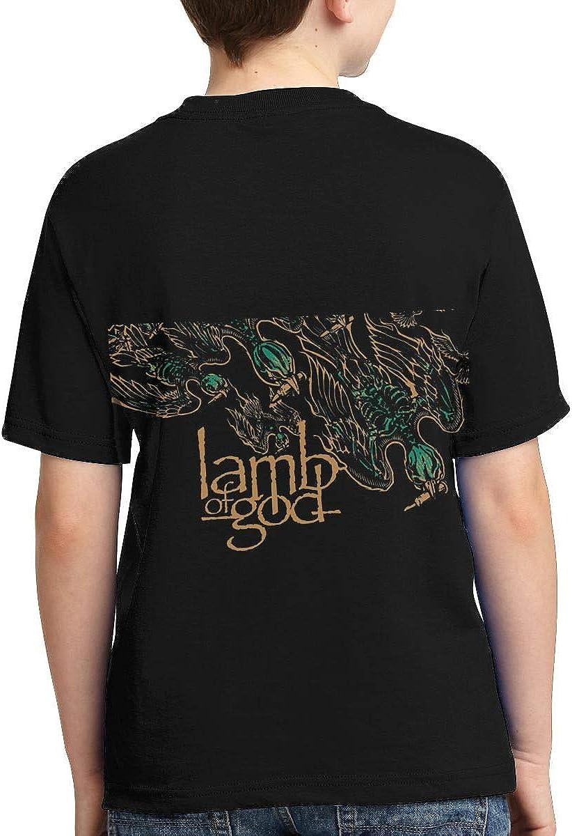 Boys,Girls,Youth Lamb of God Logo Shirt