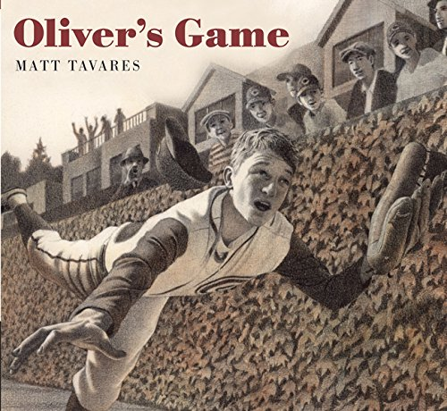 Oliver Baseball (Oliver's Game (Tavares baseball books))