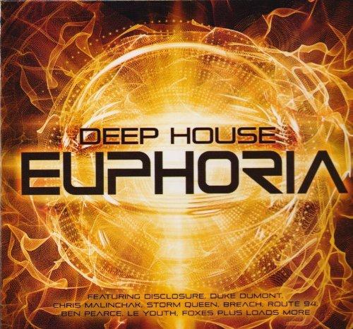 Deep House Euphoria: Very Best of Deep House / Various