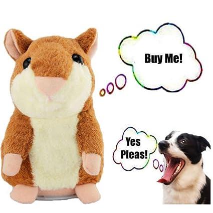 Cheeky Talking Hamster Car Zaroe Talk Hampster Speak Record Voice Plush Funny 1